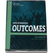 Outcomes Upper Intermediate. Class Audio CDs