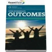 Outcomes Upper Intermediate. Examview