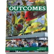 Outcomes Upper Intermediate. Students Book with Access Code and Class DVD. 2nd edition