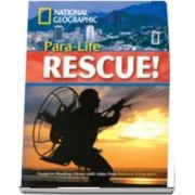 Para Life Rescue! Footprint Reading Library 1900. Book with Multi ROM