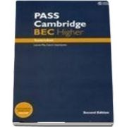 PASS Cambridge BEC Higher. Teachers Book and Audio CD