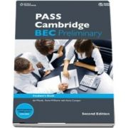 PASS Cambridge BEC Preliminary. Students Book