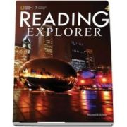 Reading Explorer 4. Student Book. 2nd edition