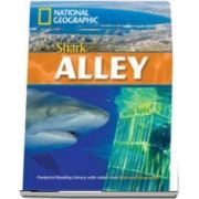 Shark Alley. Footprint Reading Library 2200. Book