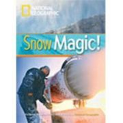 Snow Magic! Footprint Reading Library 800. Book