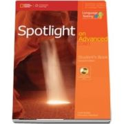Spotlight on Advanced. Students Book with DVD ROM
