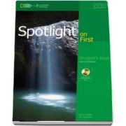 Spotlight on First. Students Book with DVD ROM