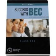 Success with BEC Preliminary. Audio CD