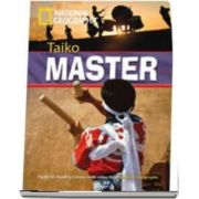 Taiko Master. Footprint Reading Library 1000. Book with Multi ROM