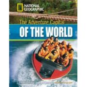 The Adventure Capital of the World. Footprint Reading Library 1300. Book with Multi ROM
