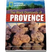 The Black Diamonds of Provence. Footprint Reading Library 2200. Book with Multi ROM