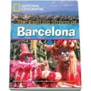 The Exciting Streets of Barcelona. Footprint Reading Library 2600. Book