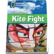 The Great Kite Fight. Footprint Reading Library 2200. Book with Multi ROM
