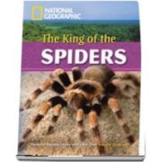 The King of the Spiders. Footprint Reading Library 2600. Book