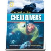 The Last of the Cheju Divers. Footprint Reading Library 1000. Book