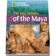 The Lost Temples of the Maya. Footprint Reading Library 1600. Book