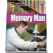 The Memory Man. Footprint Reading Library 1000. Book