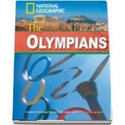 The Olympians. Footprint Reading Library 1600. Book