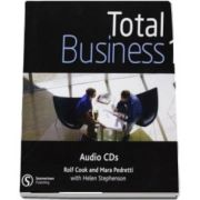 Total Business 1. Pre Intermediate. Class Audio CD