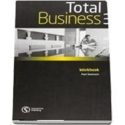 Total Business 3. Upper Intermediate. Workbook with Key