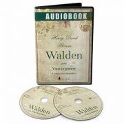 Walden sau viata in padure. Audiobook