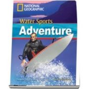 Water Sports Adventure. Footprint Reading Library 1000. Book with Multi ROM