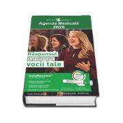 Agenda Medicala, cu coperti cartonate - Editia 2020