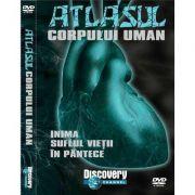 Atlasul corpului uman (Numarul 3). Inima, Suflul vietii, In pantece. DVD