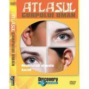 Atlasul corpului uman (Numarul 6). Realitatea vizuala, Auzul. DVD
