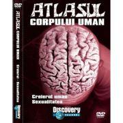 Atlasul corpului uman (Numarul 7). Creierul uman, Sexualitatea. DVD