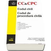 Codul civil. Codul de procedura civila, editia a VII-a actualizata la 6 ianuarie 2020