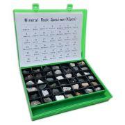 Colectie de roci minerale