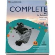 Complete Key for Schools Teachers Book with Downloadable Class Audio and Teachers Photocopiable Worksheets