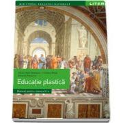Educatie plastica, manual pentru clasa a VI-a - Autori Oana Mari Solomon si Cristina Rizea