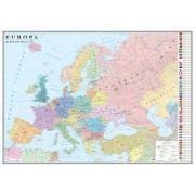 Europa. Harta politica 2000x1400 mm, fara sipci