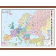 Europa. Harta politica 700x500 mm