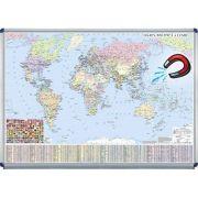 Harta politica a lumii 700x500mm