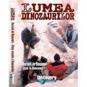 Lumea dinozaurilor (Volumul 6). Doctorii de Dinozauri, Sexul la Dinozauri. DVD