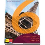 Manual de limba moderna Franceza L2 pentru clasa a VI-a