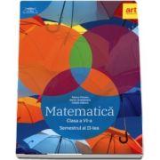 Marius Perianu, Matematica pentru clasa a VI-a. Semestrul II. Clubul matematicienilor 2020
