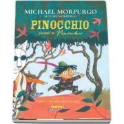 Pinocchio de Ilustratii de Emma Cichester Clark.