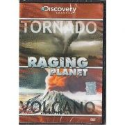 Raging Planet. Tornado, Volcano