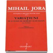 Variatiuni pe o tema de Robert Schumann