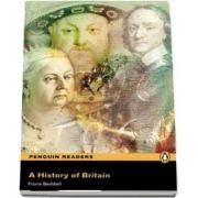 A History of Britain Book/CD Pack