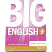 Big English 3. Teachers eText CD-Rom