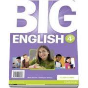 Big English 4. Flashcards