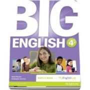 Big English 4. Pupils Book and MyLab Pack