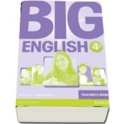 Big English 4. Teachers Book