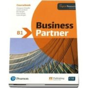 Business Partner B1. Coursebook and Basic MyEnglishLab Pack