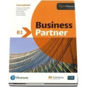 Business Partner B1. Coursebook and Basic MyEnglishLab Pack